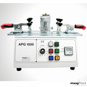 Abrasion tester APG 1000